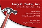 Larry G. Teekel, Inc.