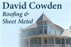David Cowden Roofing & Sheet Metal