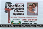 Sheffield Plumbing & Sewer Systems