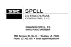 Spell Structural Consulting LLC